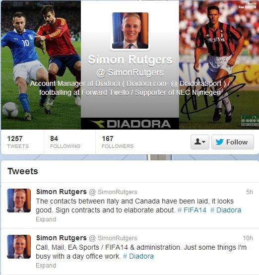 Fifa 14 Hungary Home: Fifa 14 Diadora és EA Sports Egyezség Hírek